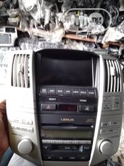 Factory Radio Rx 330 Navigation Display With Convertion All | Vehicle Parts & Accessories for sale in Lagos State, Isolo