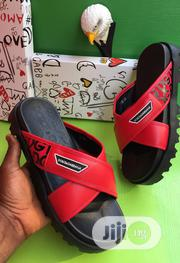 Original Dolce&Gabbana Designer Slippers | Shoes for sale in Lagos State, Lagos Island