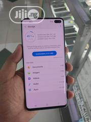 New Samsung Galaxy S10 Plus 128 GB White | Mobile Phones for sale in Lagos State, Mushin