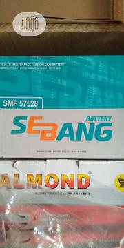 Sebang Battery For Toyota Camry | Vehicle Parts & Accessories for sale in Lagos State, Mushin