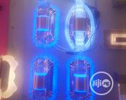 Blue White And Whiteblue Led Wall Bracket | Home Accessories for sale in Lagos State, Surulere