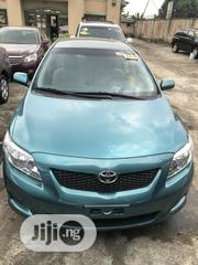Toyota Corolla 2009 Green | Cars for sale in Lagos State, Ikeja