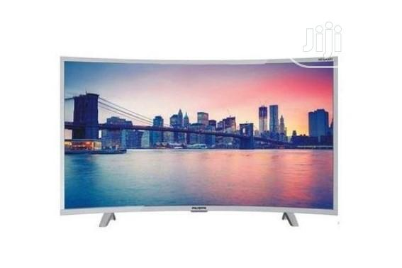 Polystar 32 Inches Curved Netflix Smart Led Tv