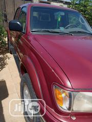 Toyota Tacoma 2004 Double Cab V6 4WD Red | Cars for sale in Niger State, Minna