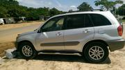 Toyota RAV4 2003 Automatic Silver | Cars for sale in Abuja (FCT) State, Kuje