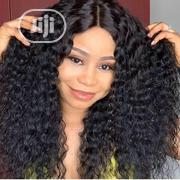 Deep Curl Wig Wit Closure | Hair Beauty for sale in Lagos State, Yaba