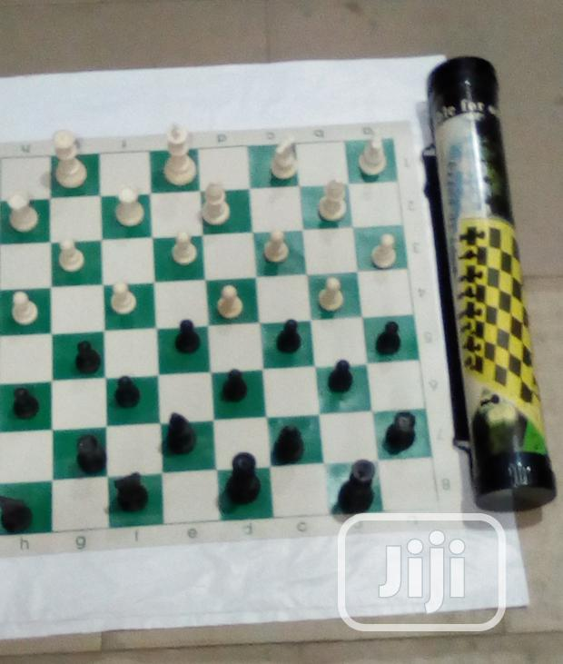 Chess Cups
