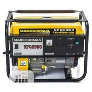 Brand New 2.5kva Sumac Fireman Gen 100% Copper | Electrical Equipments for sale in Lagos State, Ojo