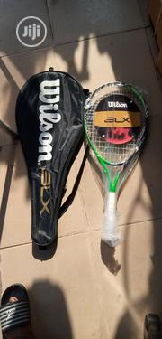 Wilson Lawn Tennis BLX Racket   Sports Equipment for sale in Lagos State, Surulere