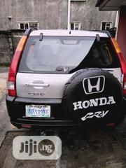 Honda CR-V 2003 Gray   Cars for sale in Rivers State, Port-Harcourt