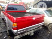 Mitsubishi L200 2004 Red | Cars for sale in Lagos State, Alimosho