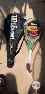 Wilson Lawn Tennis BLX Racket   Sports Equipment for sale in Lagos State, Ikeja
