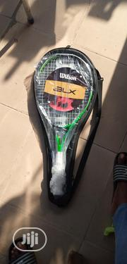 Wilson Lawn Tennis BLX Racket   Sports Equipment for sale in Lagos State, Magodo