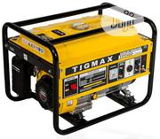 Brand New 2.5kva Tigmax Generator 100%Copper Manual | Electrical Equipments for sale in Lagos State, Ojo