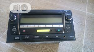 6 Loaders Toyota CD Player