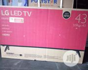 LG43 Led Television | TV & DVD Equipment for sale in Delta State, Warri