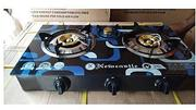 Brand New Newcastle Table Gas Cooker 3 Borner | Kitchen Appliances for sale in Lagos State, Ojo