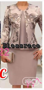 Quality Turkey Ladies Printed Dress | Clothing for sale in Lagos State, Amuwo-Odofin