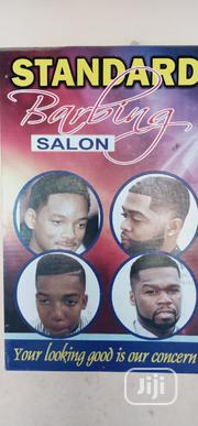 Standard Barbing Services   Health & Beauty Services for sale in Oyo State, Ibadan
