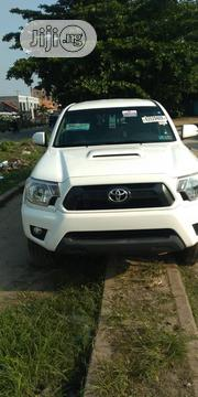 Toyota Tacoma 2015 White | Cars for sale in Lagos State, Amuwo-Odofin