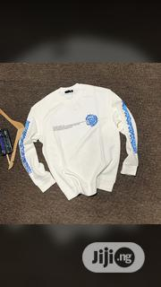 Dope White Sweatshirt Available | Clothing for sale in Lagos State, Surulere