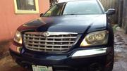 Chrysler Pacifica 2006 Touring AWD Blue | Cars for sale in Edo State, Egor