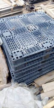 Heavy Duty Plastic Pallets | Building Materials for sale in Lagos State, Agege