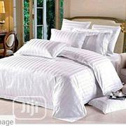 Pure American White Stripe Duvet Set 6/6 | Home Accessories for sale in Lagos State, Lagos Mainland