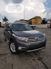 Toyota Highlander 2012 Limited Gray | Cars for sale in Oyo State, Ibadan North