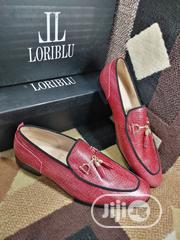 Loriblu Calf Skin Leather Tassel Loafer Shoes for Men | Shoes for sale in Lagos State, Lekki Phase 1