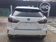 Lexus RX 2016 350 F Sport AWD White | Cars for sale in Lagos State, Kosofe