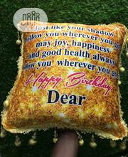 Customized Throw Pillow/3D Pillow | Home Accessories for sale in Lagos State, Lagos Mainland