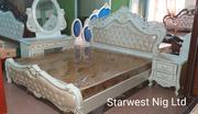 7 ×7 Quality Royal Bed | Furniture for sale in Lagos State, Ojo