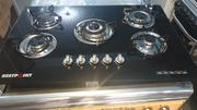 5 Burner Restpoint Glass Table Top Gas Cooker | Kitchen Appliances for sale in Lagos State, Ojo