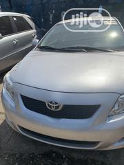 Toyota Corolla 2010 Silver | Cars for sale in Lagos State, Ilupeju
