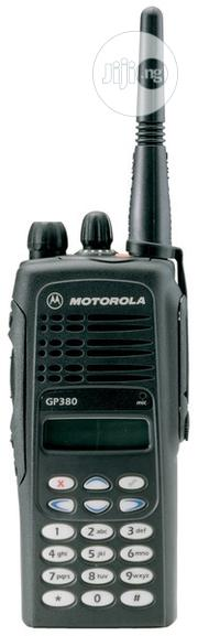 Motorola GP380 Professional Two Way Radio | Audio & Music Equipment for sale in Lagos State, Ojo