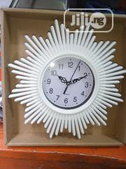 Lovely Design Wall Clock | Home Accessories for sale in Lagos State, Lagos Island