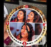 Customized Wall Clock/3D Wall Clock | Home Accessories for sale in Lagos State, Lagos Mainland