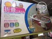 Foldable Baby Bath | Baby & Child Care for sale in Lagos State, Agboyi/Ketu