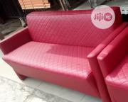 3 Seater Sofa Chair With Design | Furniture for sale in Lagos State, Ikoyi