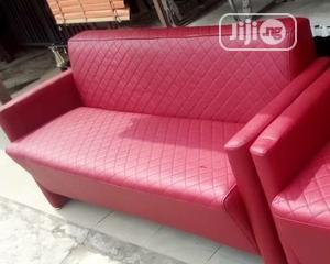 3 Seater Sofa Chair With Design