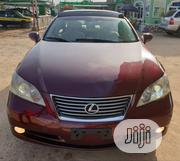 Lexus ES 2009 350 Red | Cars for sale in Imo State, Owerri North