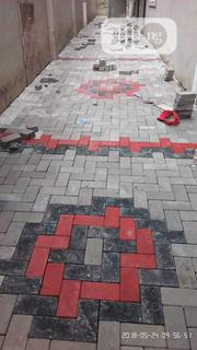 Interlocking With Different Colours | Building & Trades Services for sale in Oyo State, Oluyole
