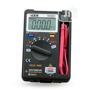 Victor VC921 Pocket Digital Multimeter | Measuring & Layout Tools for sale in Lagos State, Ojo
