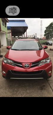 Toyota RAV4 2013 Red | Cars for sale in Lagos State, Alimosho