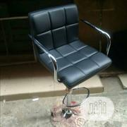 Solid Leather Bar Stool | Furniture for sale in Lagos State, Ojo