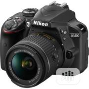 Nikon D3400 With 18-55mm Lens | Photo & Video Cameras for sale in Lagos State, Ikeja