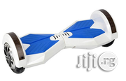 Hoverboard With Bluetooth, Mp3 Speakers - White Blue | Sports Equipment for sale in Lagos State, Ikeja
