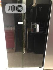 Inverter Hisense Mirror Fridge | Kitchen Appliances for sale in Lagos State, Lagos Island