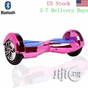 Hoverboard + Bluetooth + Mp3 Speakers- Pink   Sports Equipment for sale in Lagos State, Ikeja